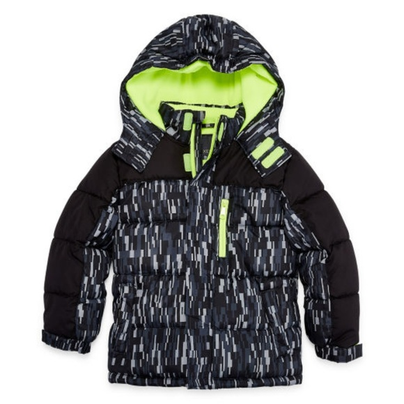 Xersion Other - Xersion Neon Puffer Jacket